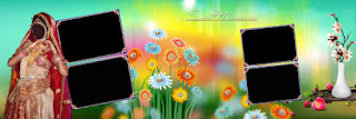 Karizma Album background PSD Download