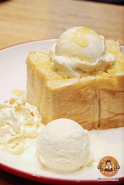 Cafe Shibuya Toast