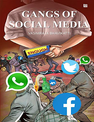 Gangs of Social Media: Best Book Blogger Ishithaa