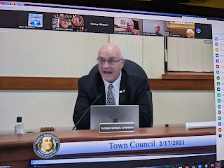 Couldn't spend hours with the Town Council meeting Weds? Take 30 minutes to catch up now