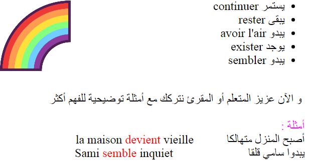أنواع الصفات في اللغة الفرنسية للمبتدئين