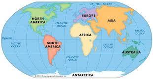 Letak Astronomis Benua Amerika Beserta Pengaruh dan Batas Wilayahnya