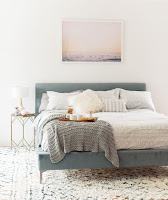 Color idea for minimalist bedroom