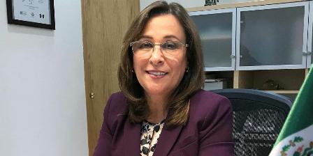 Secretaria de Energía Rocío Nahle