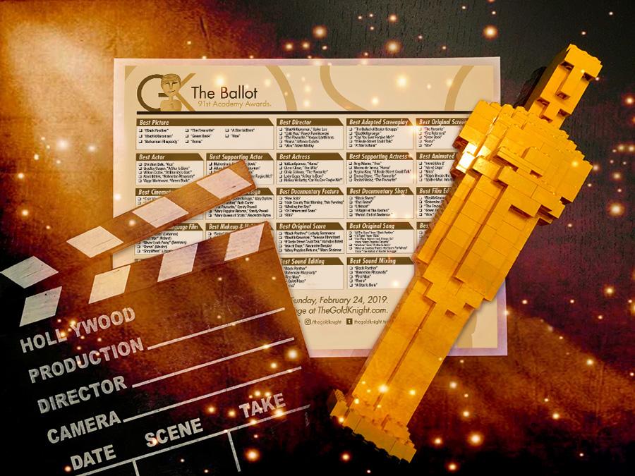 45f59e1f143de Your 2019 Oscar Party Essentials: Printable Oscars ballot and checklist