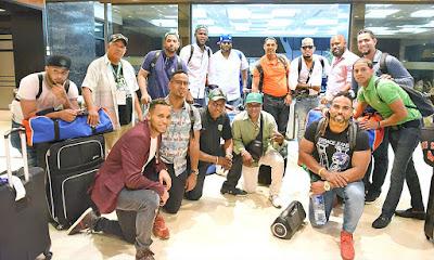 Estrellas Orientales debuta en la Serie del Caribe
