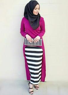 Gaya Hijab Remaja Terbaru