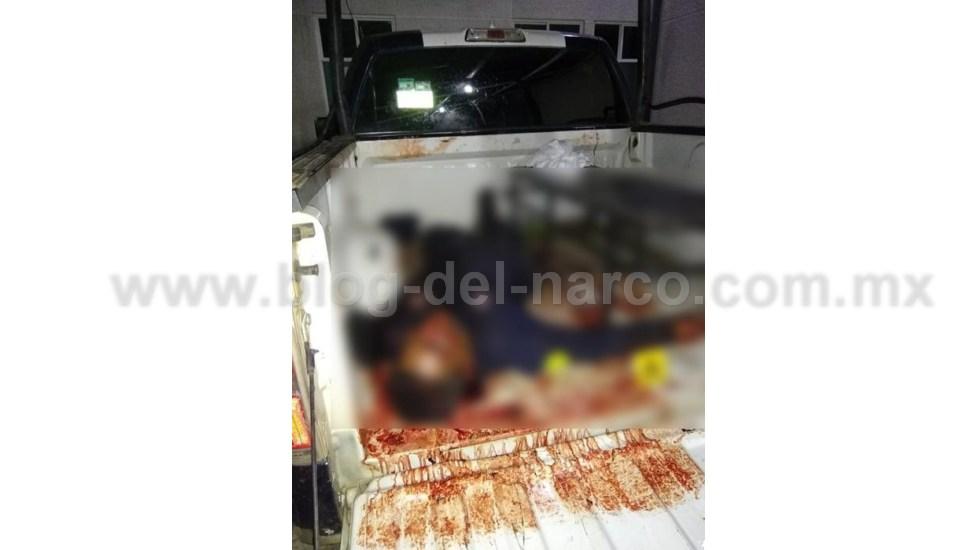 Fotos: Pobladores mataron a un comandante y retuvieron a mas Policías tras ser detenido su líder integrante de La Familia Michoacana