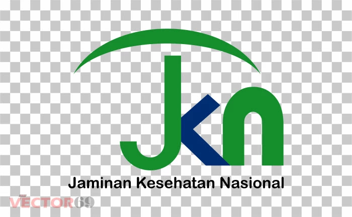 Logo JKN (Jaminan Kesehatan Nasional) - Download Vector File PNG (Portable Network Graphics)