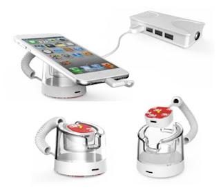 手機防盜器,手機防盜座,CL101