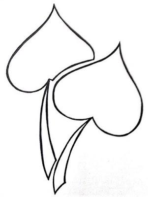 Leaf Shape Mandala Painting Step 1