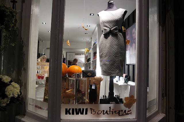 Kiwi Boutique Fashion Shop in Yarm