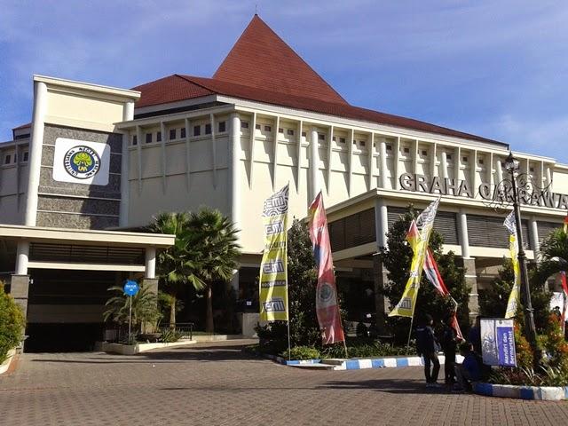 Kontes Robot Indonesia 2014 di Malang