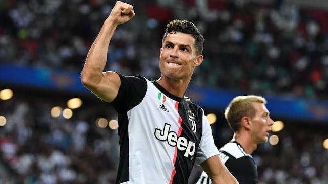 Juventus forward Cristiano Ronaldo