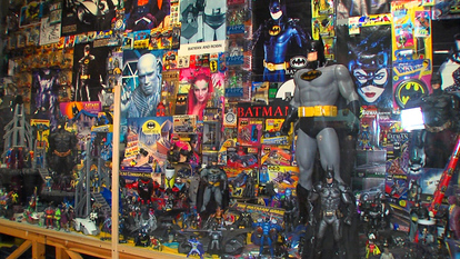 The Toy & Action Figure Museum