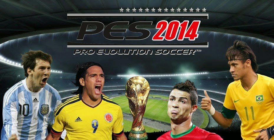pes 2014 apk Android free Game