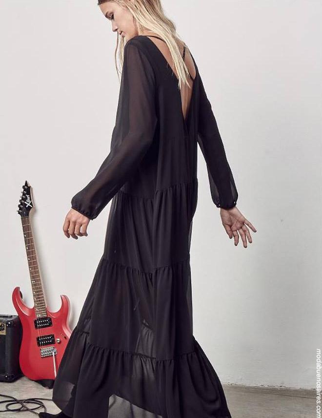 Moda mujer invierno 2019. Ropa de moda 2019.