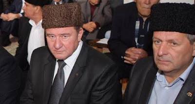 Из российских тюрем освобождены лидеры Меджлиса Умеров и Чийгоз