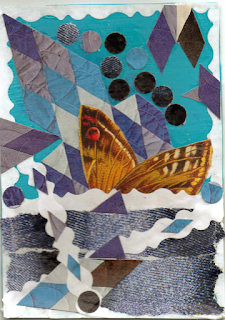 collage aceo New End Studio