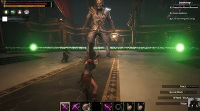 Defeat Witch Queen, Stone Guards, Conan Exiles