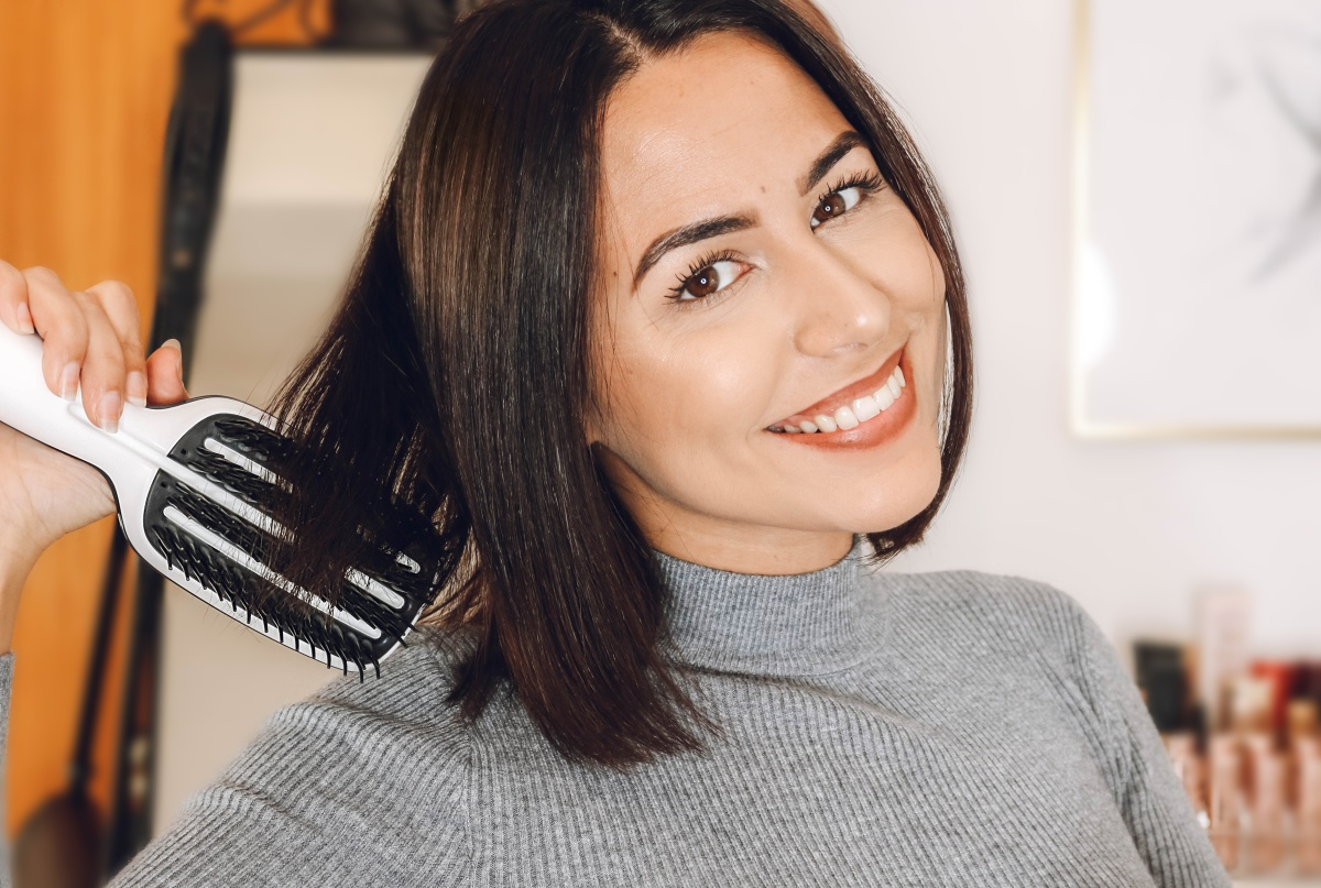 Tangle Teezer Blow-Styling, Tangle Teezer Blow-Styling Round Tool, tangle teezer, notino Portugal, desconto notino, opining notino, tangle teezer online, brushing cabelo ondulado, brushing em casa, brushing cabelo liso, dicas brushing,