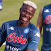 Nigeria's most expensive player, Victor Osimhen scores hat-trick on Napoli debut as they humiliate opponent 11-0.