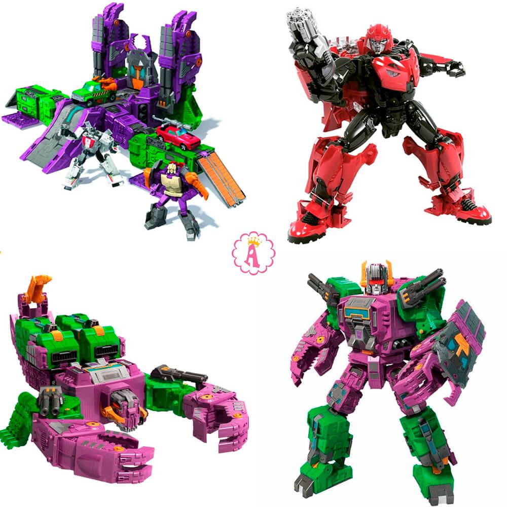 Трансформеры Hasbro новые игрушки 2020 для мальчиков