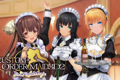 Download Game PC Costum Maid 3D 2 + DLC Update