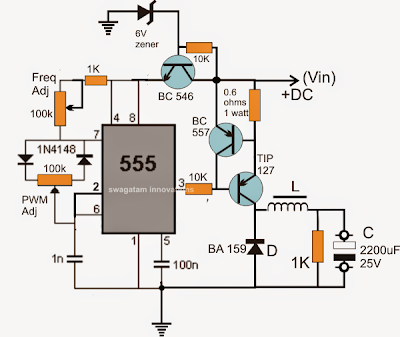 Calculating Inductors in Buck Boost Converters