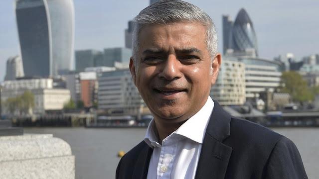 Wali Kota London ucapkan Selamat Hari Raya Idul Fitri