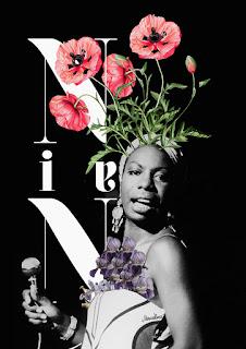 Colagem Nina Simone por Maria Rosa