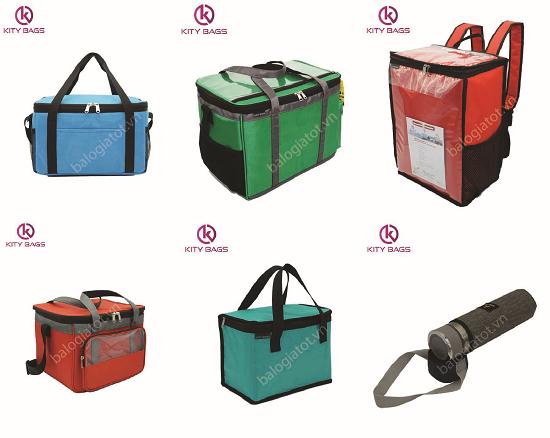Công ty sản xuất túi giữ nhiệt, túi giao hàng