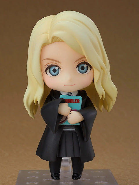 Figuras: Nendoroid de Luna Lovegood de Harry Potter - Good Smile Company
