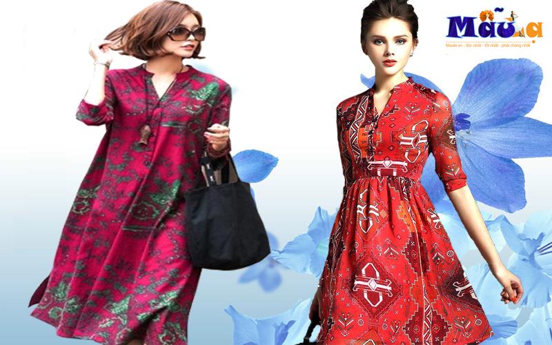Những mẫu đầm đẹp tăng thêm phần quyến rũ cho phụ nữ