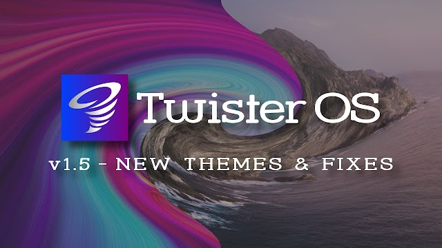 Twister OS 1.5 - a good combo of Developers for Raspberry pi