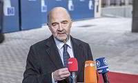 Μοσκοβισί: Θα χρειαστεί μια διευθέτηση με την Ελλάδα μετά τον Αύγουστο, αλλά όχι νέο πρόγραμμα