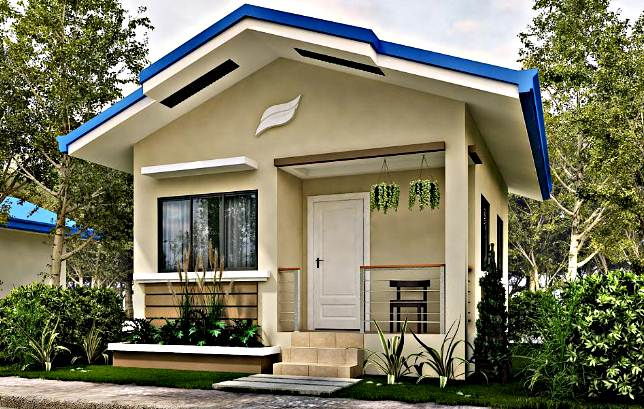 3 Contoh Model Desain Rumah Minimalis Biaya 30 Jutaan