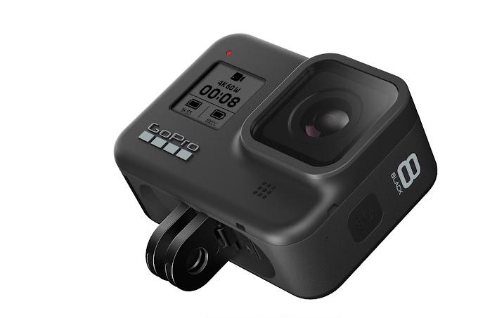 GoPro presenta las cámaras Hero8 Black y Max