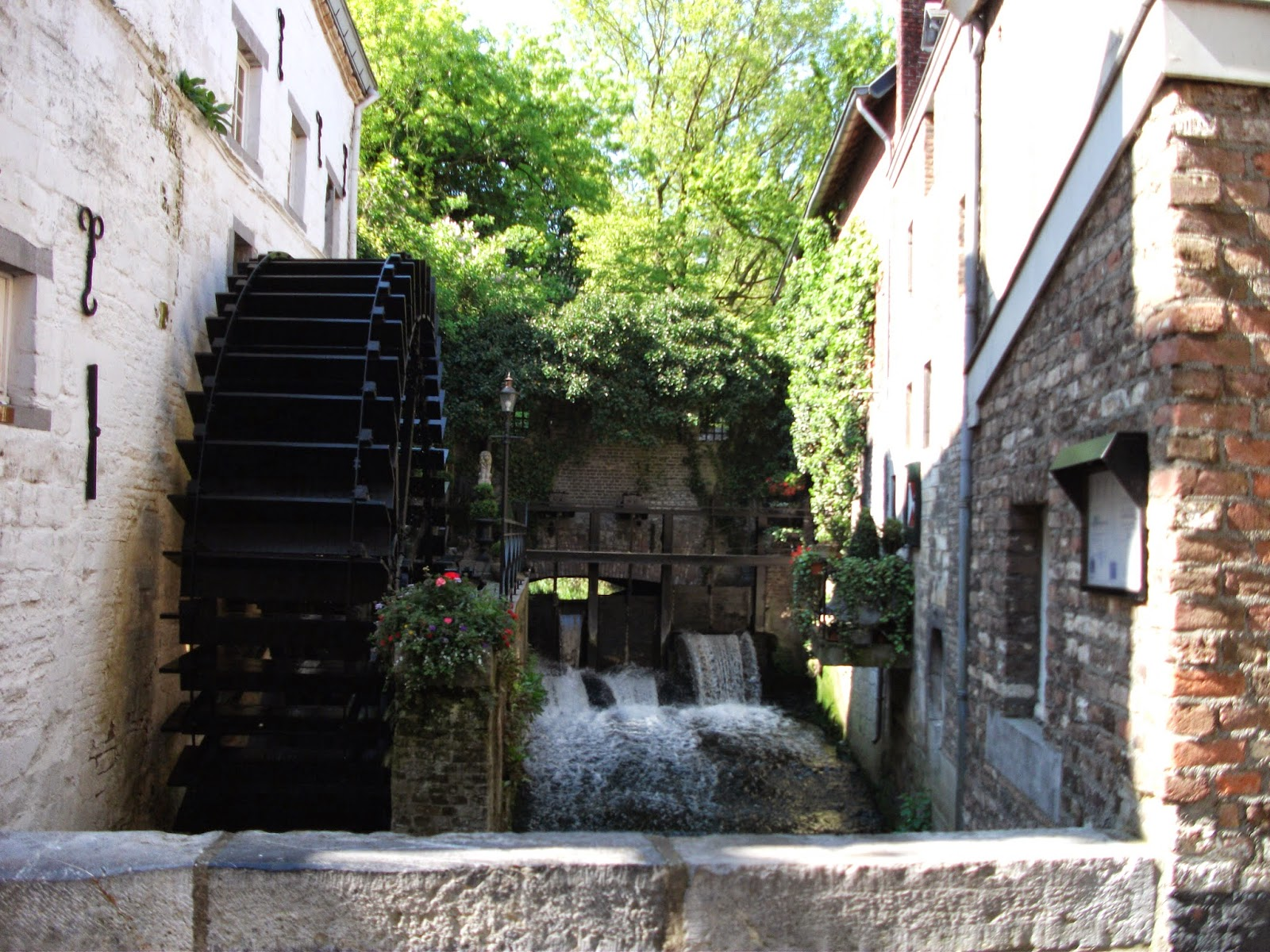 Travel Water Mill Maastricht The Netherlands