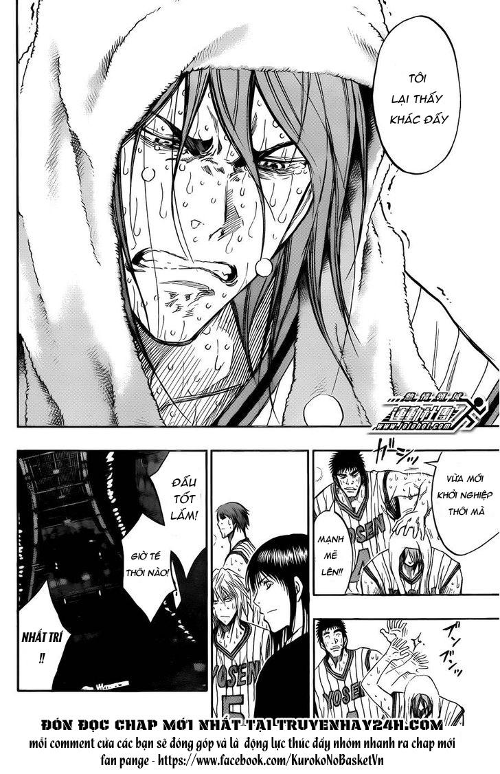 Kuroko No Basket chap 169 trang 10