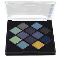 Black Radiance Eye Appeal Shadow Palette Out of the Blue