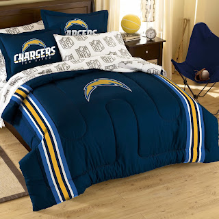 NFL Twin Size Bedding Set