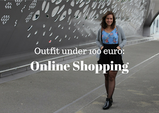 This outfit was completely bought online, and just for €100. Incredible, but true!