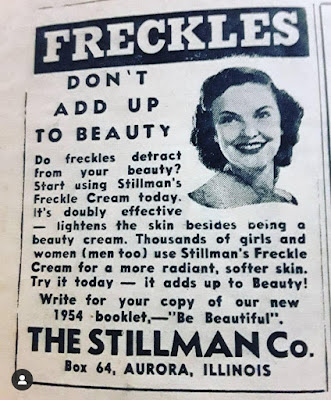 Stillman's Freckle Cream