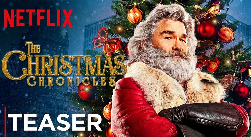 Call Me Santa: Kurt Russell In The Christmas Chronicles ...