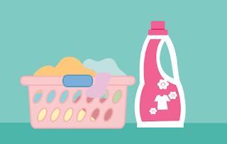 Deterjen pakaian bayi