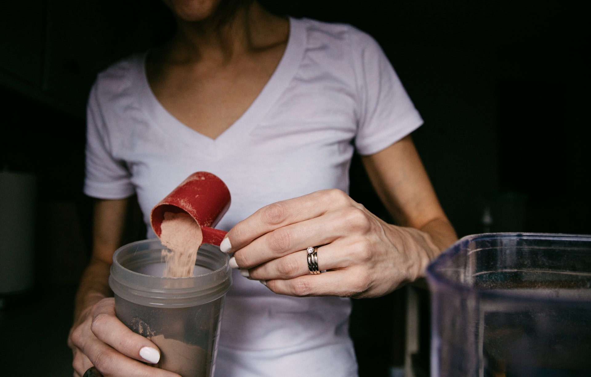 When should whey protein be taken