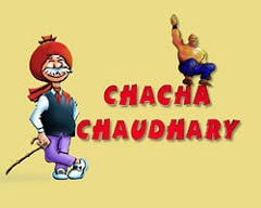 Chacha Chaudhary For Kids