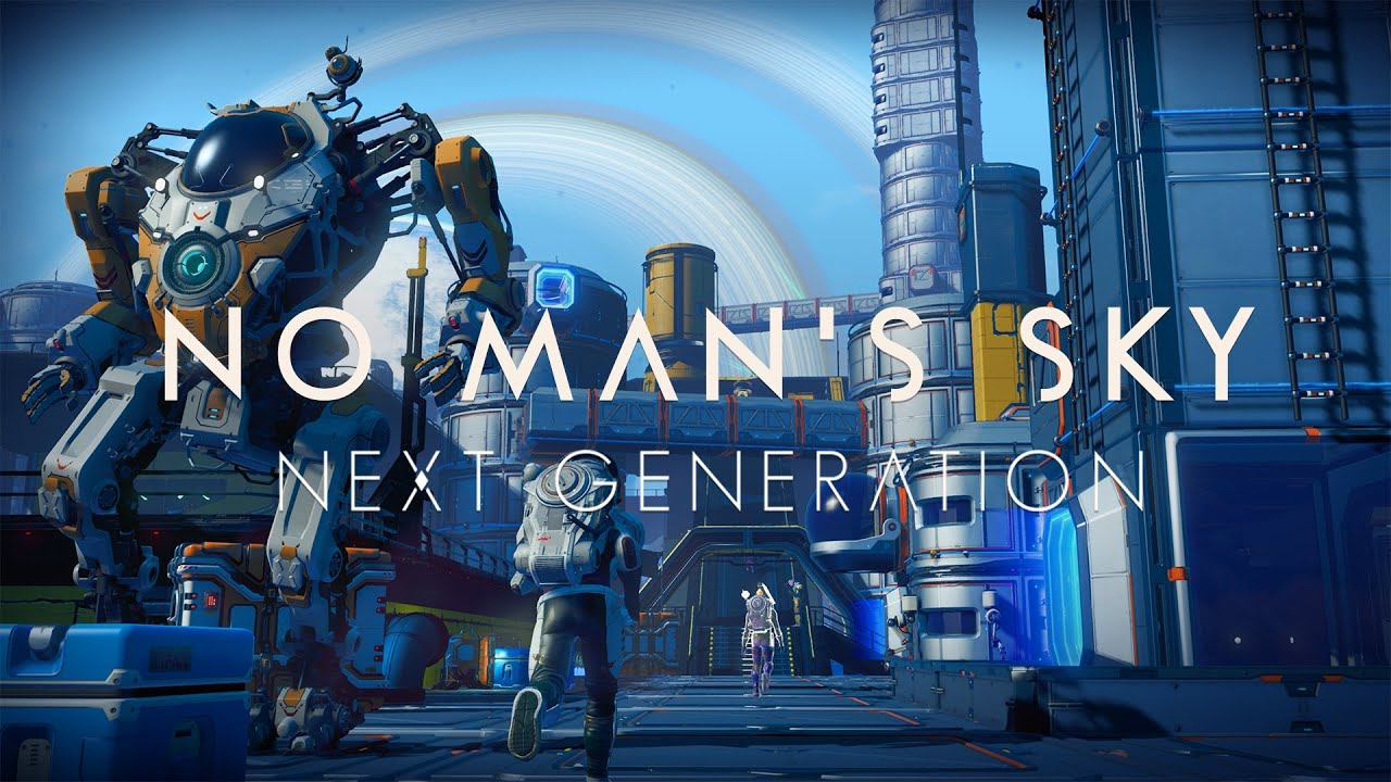 No Man's Sky Coming To PlayStation 5 And Xbox Series X