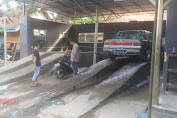 Binaan WMS Usaha Pencucian Mobil dan Motor Mulai Banyak Pelanggan